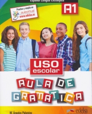 Uso escolar. Aula de gramática A1. Libro del alumno