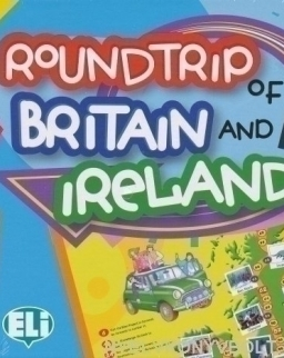 Roundtrip of Britain and Ireland - Let's Play in English (Társasjáték)