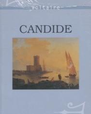 Voltaire: Candide with Audio CD - Black Cat Au coeur du texte