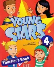 Young Stars Level 4 Teacher's Book