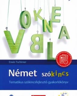 Német Szókincs - Tematikus szókincsfejlesztő gyakorlókönyv A1-B1