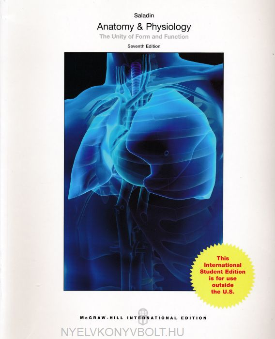 Anatomy&Physiology - The Unity of Form and Function - Seventh Edition