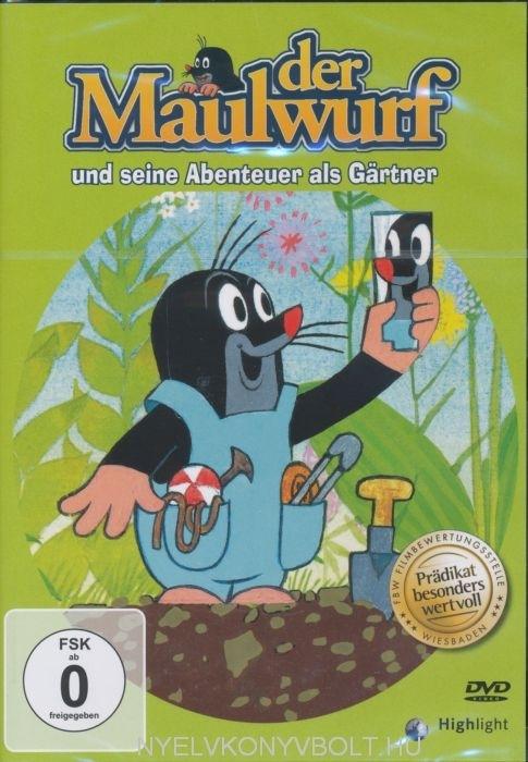 Der Maulwurf und seine Abenteuer als Gärtner DVD