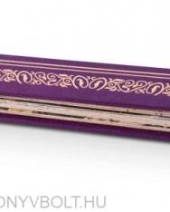 Book Fan - Purple