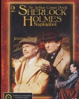 Sherlock Holmes naplójából 2. DVD