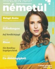 Minden Nap Németül magazin 2021. április