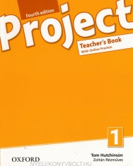 Project 1 Teacher's Book with Online Practice - 4th Edition