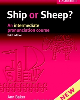 Ship or Sheep? - An Intermediate Pronunciation Course - Book & Audio CDs (4)