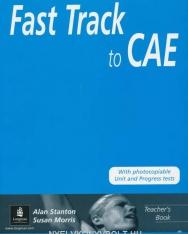Fast Track to CAE Teacher's Book