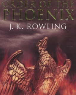 J. K. Rowling: Harry Potter and the Order of the Phoenix (Harry Potter 5 angol nyelven) Adult Edition Paperback