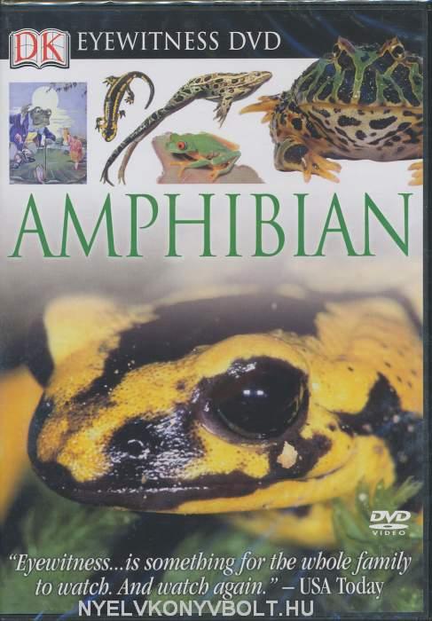Eyewitness DVD - Amphibian