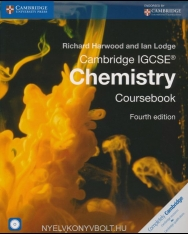 Cambridge IGCSE Chemistry Fourth Edition Student's Book with CD-ROM