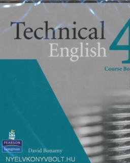 Technical English 4 Class Audio CD