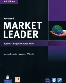 Market Leader - 3rd Edition - Advanced Course Book with DVD-ROM