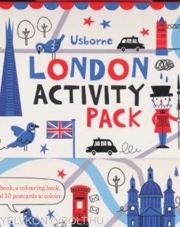 Usborne London Activity Pack