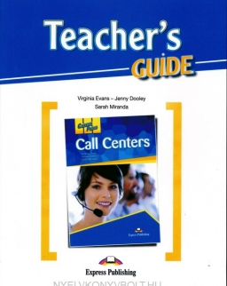 Career Paths - Call Centers Teacher's Guide
