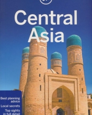Lonely Planet - Central Asia Travel Guide (6th Edition)
