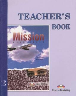 Mission 2 Teacher's Book
