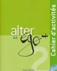 Alter Ego + 2 Cahier d'activités + CD audio