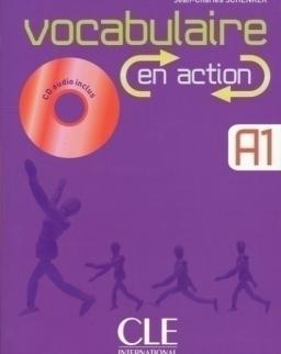 Vocabulaire en action A1 - CD audio inclus