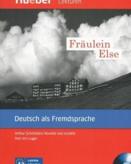 Fräuline Else mit Audio-CD - Hueber Lektüren Leichte Literatur A2