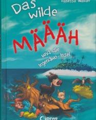 Vanessa Walder: Das wilde Maaah und die Irgendwo-Insel