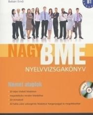 Nagy BME Nyelvvizsgakönyv - Német Alapfok (B1) MP3 CD melléklettel (LX-0062)