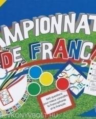 Championnat De Francais - Le Francais en s'amusant (Társasjáték)
