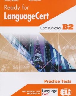 Ready for LanguageCert Communicator B2 Practice Tests