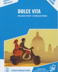 Dolce Vita + Audio On Line - Letture Italiano Facile Livello 5 B1/B2 2500 perole - Nuova Edizione