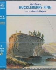 Mark Twain: The Adventures of Huckleberry Finn Audio Book CD