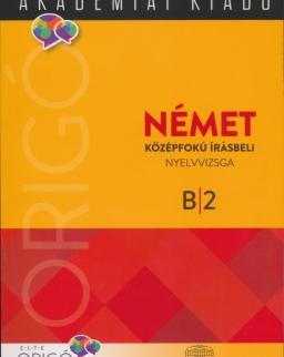 Német középfokú írásbeli nyelvvizsga B2