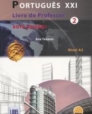 Portugués XXI 2 Livro do Professor Nova Edicao!