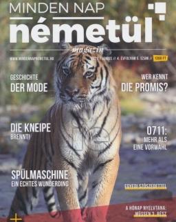 Minden Nap Németül magazin 2020. június