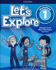 Let's Explore 1 Munkafüzet