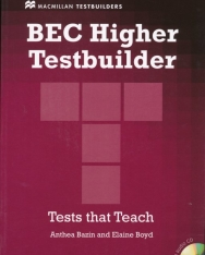 BEC Higher Testbuilder with Key and Audio CD