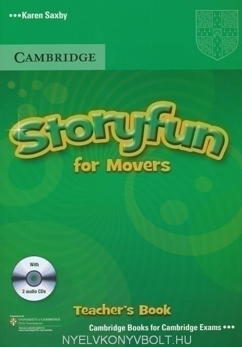 Storyfun for Movers Teacher's Book with Audio CDs