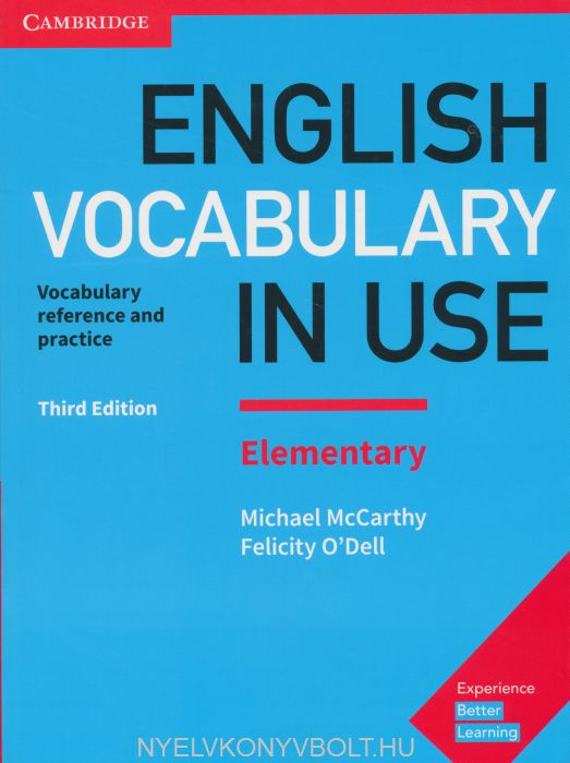 English Vocabulary in Use Elementary - 3rd edition - with answers
