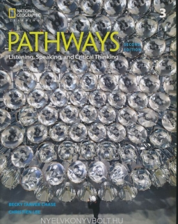 Pathways 2nd Edition 3 - Listening, Speaking and Critical Thinking - with Online Workbook Access Code
