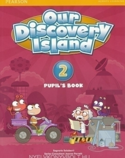Our Discovery Island 2 Space Island Pupil's Book with Online Access Code