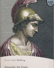Alexander the Great with MP3 Audio CD - Penguin Readers Level 4