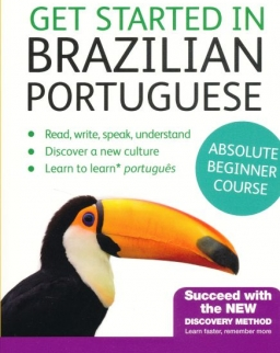Teach Yourself - Get Started in Brazilian Portuguese with Audio Online