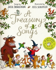 A Treasury of Songs - Book and CD Pack