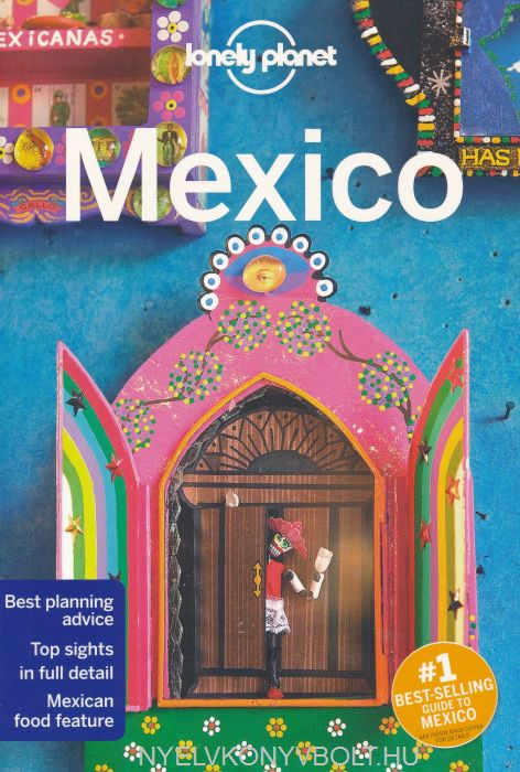 Mexico - Lonely Planet Travel Guide 15th Edition