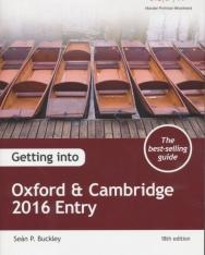 Getting into Oxford & Cambridge 2016 Entry