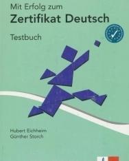 Goethe Zertifikat B1 Vizsgafelkészítő Nyelvkönyv Forgalmazás
