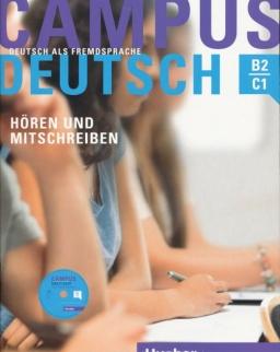 Campus Deutsch - Hören und Mitschreiben Kursbuch mit MP3-CD