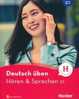 Deutsch Üben Hören und Sprechen C1