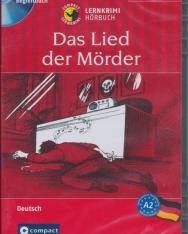 Das Lied der Mörder - Compact Lernkrimi Hörbuch. Deutsch als Fremdsprache (DaF) - Niveau A2