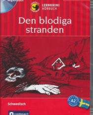 Den blodiga stranden - Swedisch Lernkrimi A2 mit CD